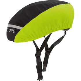 GORE WEAR C3 Gore-Tex Helmet Cover black/neon yellow